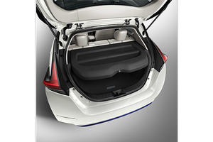 Cargo Area Cover - Rear image for your 2011 Nissan Leaf
